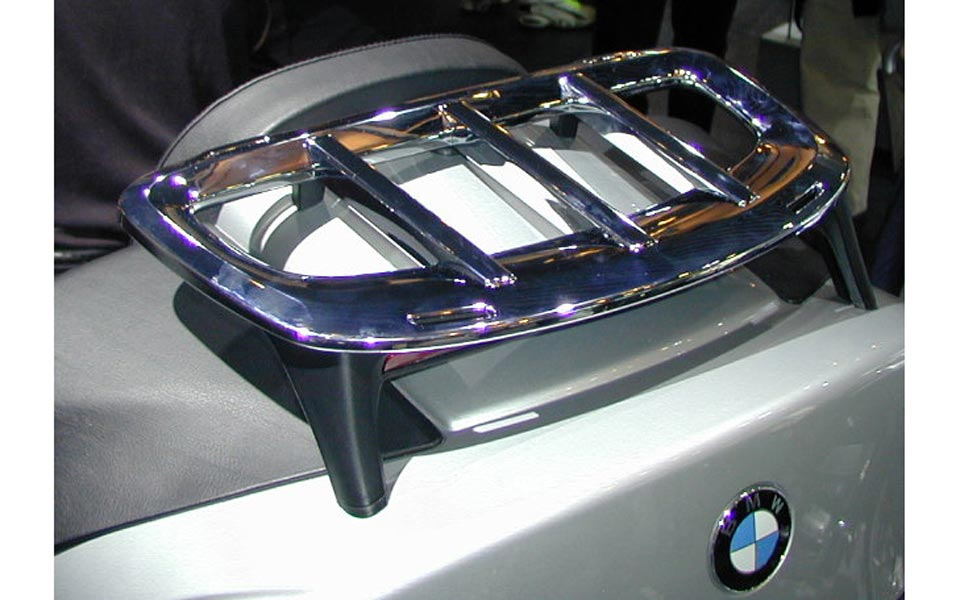 Luggage rack for BMW LT